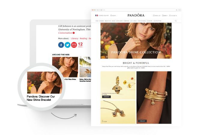 Branding Campaign Drives Significant Conversions with Taboola, and Improves Month Over Month