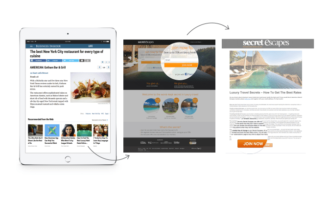Taboola Users Drive 31% More Value Than Display Advertising