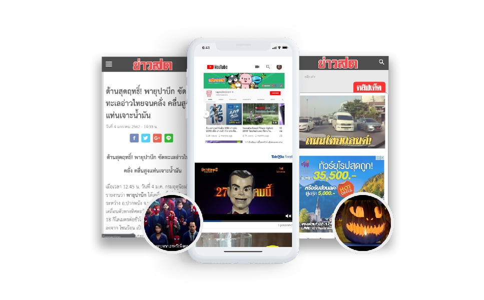 SPE Thailand Distributes Movie Trailers on Taboola Video to Reach Audiences at Scale
