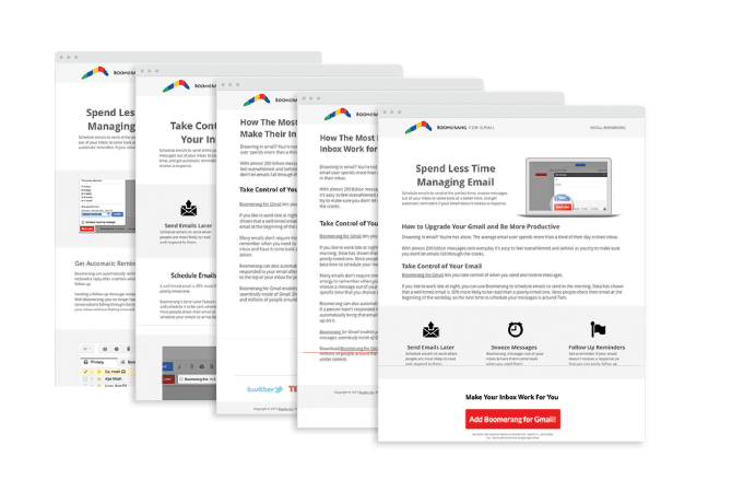 Discovery Vs. Search: Testing For The Perfect Landing Page