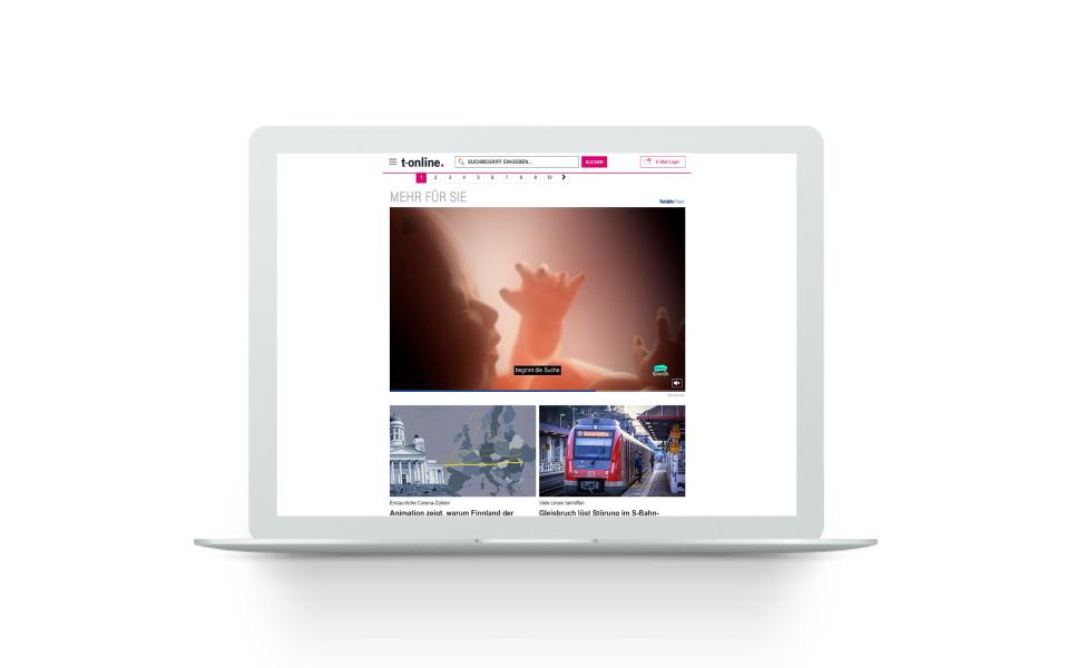 ImmoScout24 distribue des vidéos innovantes et créatives grâce aux High Impact Placements de Taboola