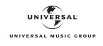 Universal Music Group & Metallica Logo