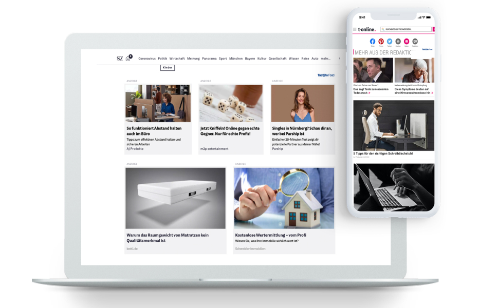 AJ Produkte Successfully Sells Office Supplies By Distributing Editorial Content with Taboola